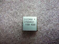 Z-COMM Voltage Controlled Oscillator (VCO) V700ME01 765MHz-815MHz  *NEW* 1/PKG
