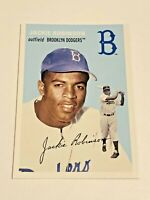 2012 Topps Archives Baseball Base Card #39 - Jackie Robinson - Brooklyn Dodgers