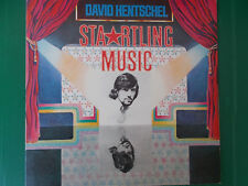 LP DAVID HENTSCHEL STARTLING MUSIC ORIGINAL 1975 RECORDED ENGLAND PRESSING USA