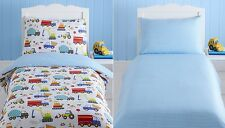 Bright CAMION BAMBINO KIDS BAMBINO JUNIOR per Lettino Piumone Set di biancheria da letto con copripiumone disponibile in