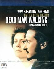 DEAD MAN WALKING   BLU-RAY    DRAMMATICO