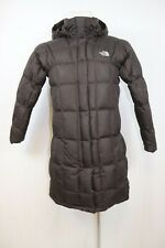 The North Face Women's Metropolis Goose Down 600 Hooded PARKA Jacket sz S