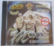 GRUPO MONTEZ DE DURANGO E INVITADOS CD - BRAND NEW