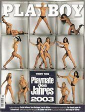 Playboy 12/03 Dezember 2003 Carmen Electra Franciely Freduzeski