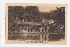 Parc de Versailles Hameau de Marie Antoinette France Vintage Postcard 330a