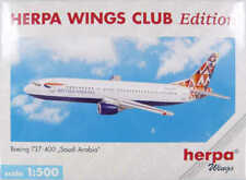 Boeing 737-400 British Airways G-GBTA Herpa 501354 1:500