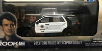 GREENLIGHT 86587 FORD POLICE INTERCEPTOR UTILITY from THE ROOKIE TV series 1:43
