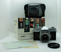 Mamiya Sekor 528TL Kamera • REFURBISHED • 2.8 48mm Objektiv • Bag • Retail Pack