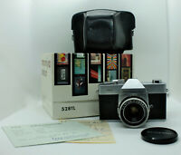 Mamiya Sekor 528TL Kamera • REFURBISHED • 2.8 48 mm Objektiv • Bag • Retail Pack