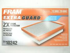 Air Filter Extra Guard Fram CA10242 2X Engine Protection Replacement Part NIB