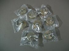 Lot of 8 Bendix 10-241800-180 Receptacle Connector Male Cap w/Link Chain - NEW