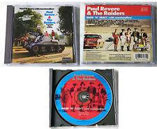 Paul Revere & The Raiders - Hard´N´Heavy . 2000  CD TOP