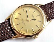 Vintage Sekonda Gold Plated Ladies Quartz Dress Wristwatch
