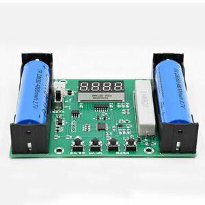 18650 Lithium Battery Capacity Meter Discharge Tester maH mwH Digital Test Board
