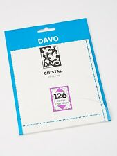 DAVO CRISTAL STROKEN MOUNTS C126 (139 x 130) 10 STK/PCS