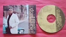 PLACIDO DOMINGO **Quiereme Mucho** ORIGINAL 2002 PROMO CD Single