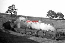 PHOTO  LMS FOWLER ROYAL SCOT NO 46155 THE LANCER EMERGING FROM LINSLADE TUNNEL 1
