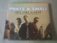 PHATS & SMALL - THIS TIME AROUND - 3 TRACK DANCE CD SINGLE
