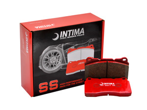 Intima SS Rear Brake Pads for Audi Q7, VW Touareg & Porsche Cayenne IN1677