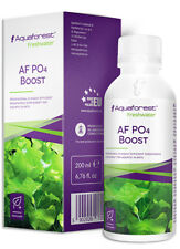 Aquaforest AF PO4 Boost Phosphorus 200ml Tank Aquarium Plant Food Fertiliser
