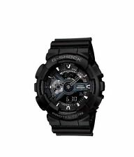 New G-SHOCK X Large GA110-1B G Shock Ana-digi Military black Watch
