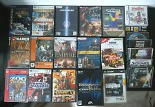PC DS Games x27 / Used / Joblot Star Wars Elder Scrolls Lord of the Rings Retro