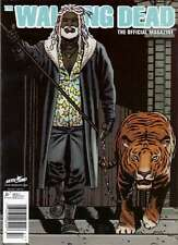 The Walking Dead Official Collectors Magazine #7 Comic Edition