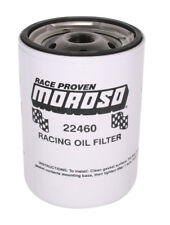 "Moroso 22460 Oil Filter Racing 13/16""-16 Unf Thread 5.250"" Long Chevy"
