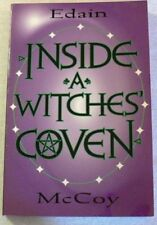 Modern Witchcraft: Inside a Witches' Coven by Edain McCoy (1997 PB) Wicca Magick