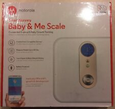 Motorola Smart Nursery Baby & Me Scale Bluetooth Track Weight MBP84SN Battery