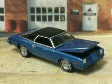 1973 73 Pontiac Ram Air V-8 Grand Am Sport Coupe 1/64 Scale Limited Edition T9