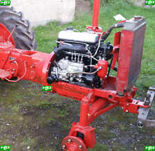 Ölfilterumbausatz Motor OM636 Traktor Fahr D177 Güldner A4M Unimog 401 411 2010