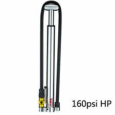 LEZYNE Cycling Hand Pump Micro Floor Pump Drive HP 160psi CNC With Dual Valve