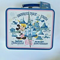 Funko Disney Disneyland 65th Anniversary Happiest Place On Earth Lunchbox