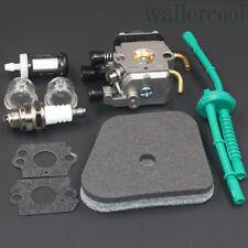 Carburetor For STIHL FS38 FS45 FS46 FS55 FS85 KM55 Air Fuel filter Gasket Carb