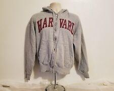 Harvard University Adult Medium Hoodie Sweatshirt Jersey