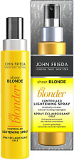John Frieda Sheer Blonde Go Blonder Lightening Spray for Blonde Hair, 100 ml