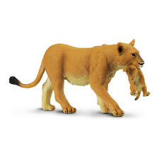 Lioness With Cub Wildlife Safari Ltd NEW Toys Educational Animals Kids Collect