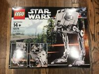 LEGO 10174 Star Wars Imperial AT-ST 2006 BRAND - NEW & FACTORY SEALED