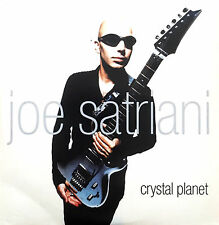 Joe Satriani CD Crystal Planet - Cardboard sleeve - Europe (EX/M)
