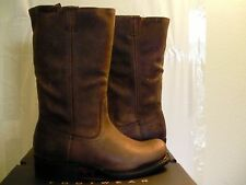 Men's Harley Davidson Boots Dartner Brown Pull On Riding size 8 new with box