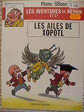 EO 1976 (très bel état) - Néron 49 (les ailes de Xopotl) - Sleen - Ed. Erasme