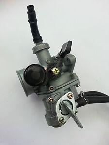 5 PZ 19mm 48mm Manual Choke ON Off Tap No RES Carburetor Carb Honda C 50 70 90