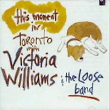 This Moment: Live In Toronto WILLIAMS, VICTORIA MUSIC CD