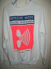 New listing Depeche Mode Rare 1 Owner 1988 Music for the Masses Vintage Sweatshirt Rose Bowl