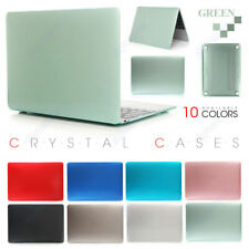 """Crystal Shell Hard Case Clear Cover For Apple MacBook Pro Retina Air 13.3"""" 15.4"""""""