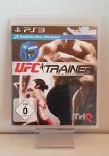 UFC entrenadores personales (ps3) OVP + instrucciones a4472