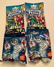 Marvel Bonka Zonks & Avengers Grab Zags Lot