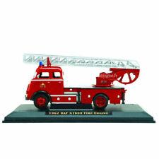 Véhicules de pompiers miniatures rouge 1:43