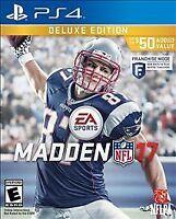 Madden NFL 16 (Sony PlayStation 4, 2016)